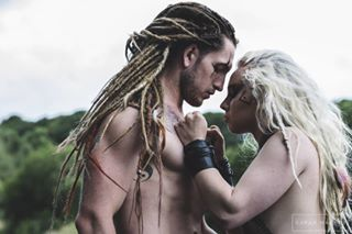 dreadlocks dreads photooftheday irishphotographer inkedmodels modelphotography fashion modelling valkyrie viking inked dreadstyles photoshoot nikonartists model photography vikings fashionmodel corkcity nikonphotographers tattooedmodels chainmail vikinginspired ballincolligregionalpark tattoo tattoos irishmodels
