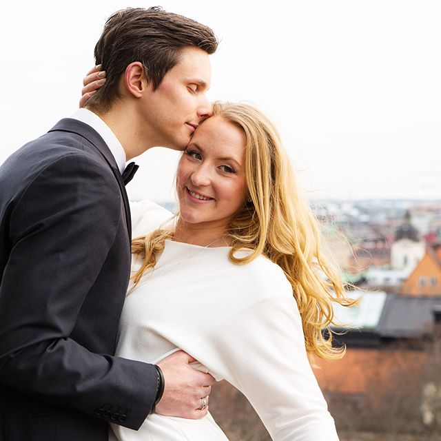 couple observatorielunden observatoriet observatory pictures stockholm sweden view wedding weddingphoto weddingphotography weddings