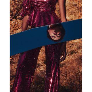 fashioneditorial lifeonmars mirrors beautyphotography fashionphotography pedrogabrielstudio styling MUA ArtDirection