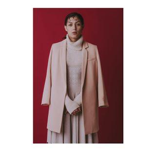 featureshoot trilokjit fashionkilla londonphotographer redandbrown redfashion modelka italianfashion