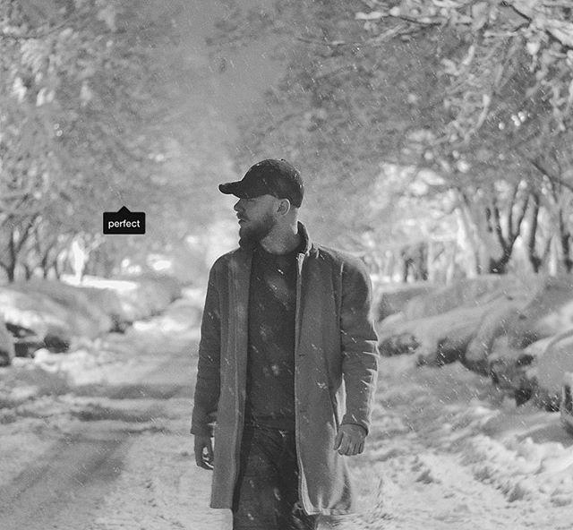walking wintermagic ada sankanje streetstyle kosutnjak midnight bnwphotography
