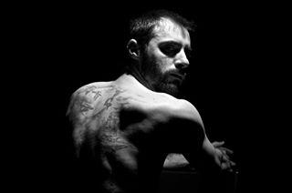 photoshoot ink studiophotography photographer blackandwhitephoto tattoedmen photography