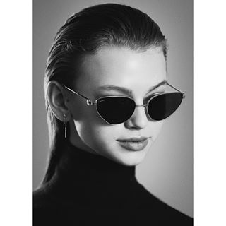 eyewear retro cartierglasses style marilynclarkphoto elegant fashion sunglasses blackandwhitephotography cartier