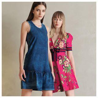 editorial springrhapsody ss2018 styledbyme fashion