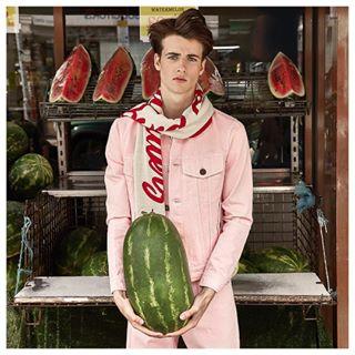 malemodelscene london fashion editorial model styledbyme fallwinter malemodel 2018
