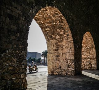 arch architecture crete discovergreece europe greece heraklion island passionpassport passport photographer photography summer sun tourism_gr travel travelblogger wanderer wanderlust wanttogoback warm