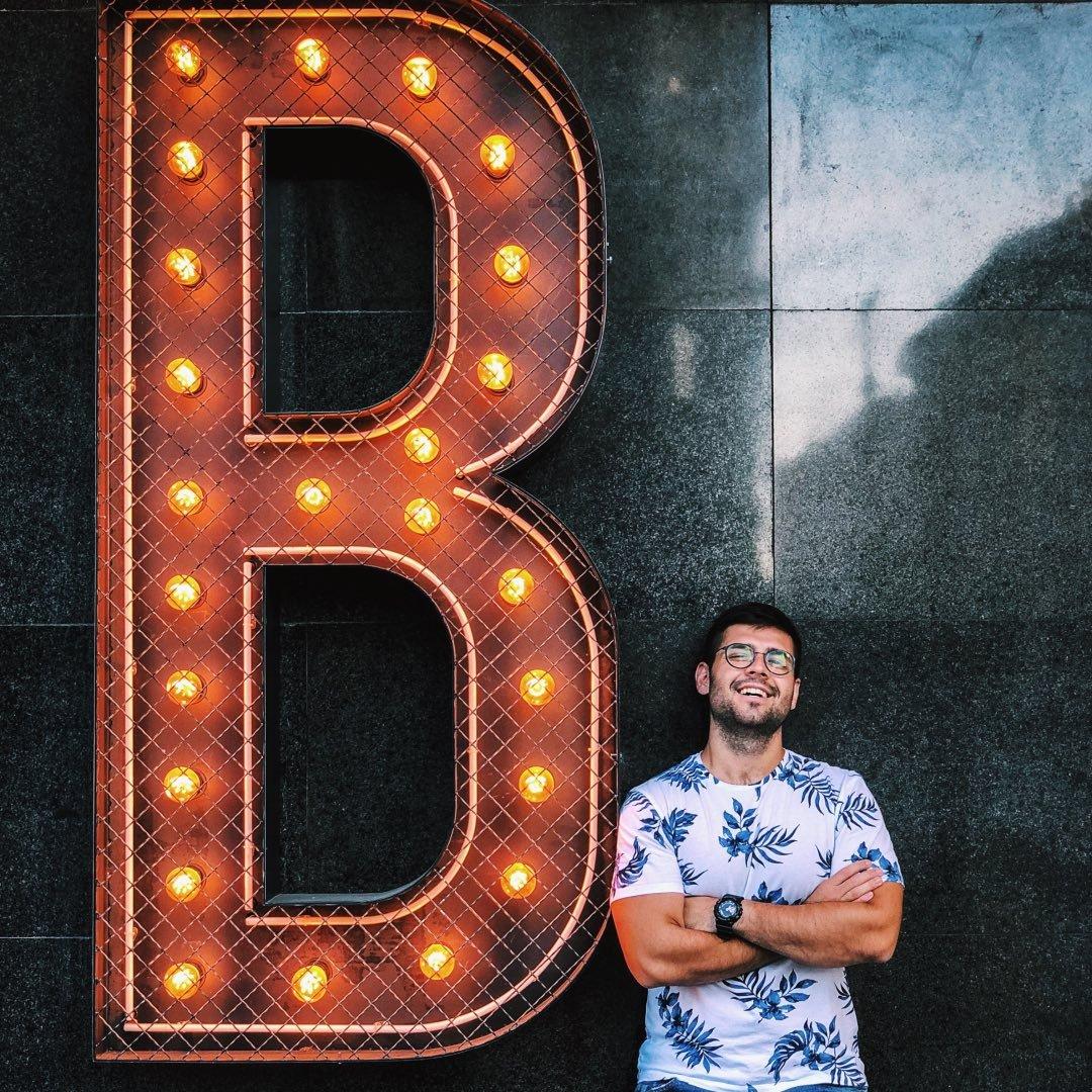 Avatar image of Photographer Bernard Bodo