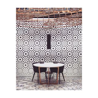 postcollective noor mar2018 holidays españa andalucia arabic michelinstar white easterbreak cordoba south symmetry design somethingelse influence minimagram interior celebration spain