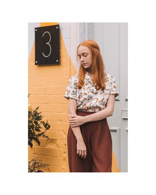 autumnal portraits_mf pmgridchallenge cobdenchambers ginger portraitvision portrait portraitphotography