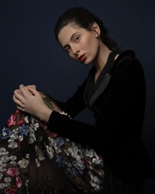 photography canon fashionphoto profoto fashion test