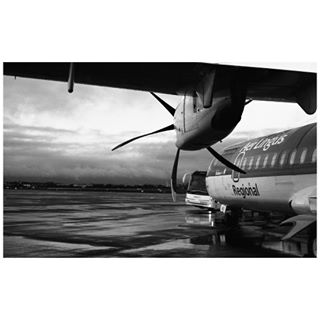photography plane photographystudent dublin 35mm enroute blackandwhite layover canonphotography 35mmphotography airport ilforddelta400 film photooftheday travel