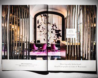 advertisment artinarchitecture artwork design hoteldesign hotelphotographer interiorphotographer luxury luxuryhotel newhotel poland professionalphotographer raffles raffleseuropejskiwarsaw raffleshotels travel_europe warsaw zieta zietaprozessdesign
