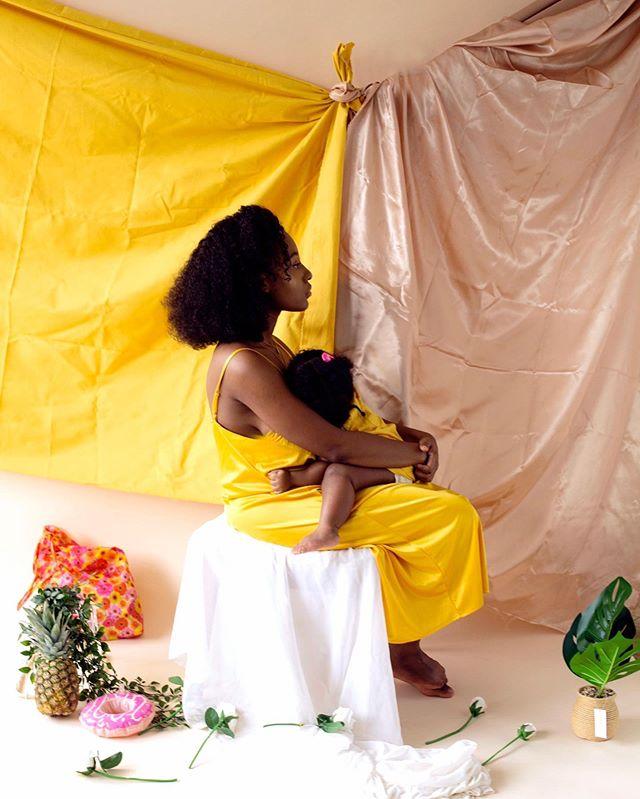 photographer photography girlgaze conceptarts dazedmagazine mommyandme babyphotoshoots
