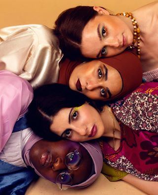 fashion studiophotography style visuals photograph visualarts editorial models art project makeup takemorephotos textiles