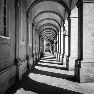 copenhagen🇩🇰 blackandwhite denmark🇩🇰 architecture arcade