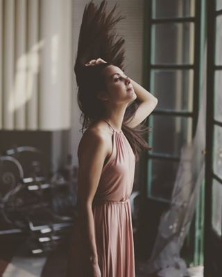 windows indoors beauty architecture skg girl canon6d ermeion dress ig_thessaloniki hairstyle photoshoot yannisgutmann vintage ig_greece chandelier light canon85mm curtains woman thessaloniki pink