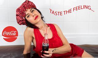 bath finalphoto advertisingphotography withcocacola cocacola