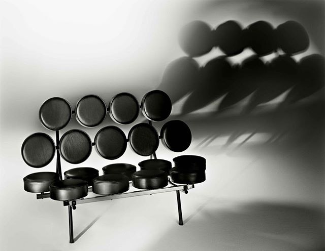 photostudio furnituredesign bw design icon shadows vitra designlovers jeorgenelson blackandwhite instaphoto instaphotograph instagramers marshmallow igers inspiration eighties lightandshadows elegance shadow