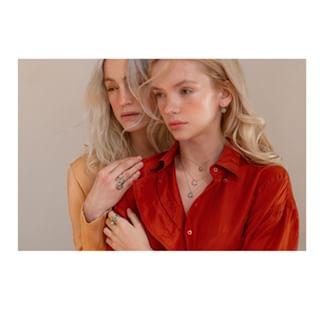 emotionalshot photooftheday scandinavian sustainablefashion fashionphotographyoftheday photoinspiration fashionphotography jewelry fashioneditorial