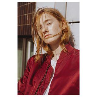 fashionphotography freshface natural modeltest testshoot freckles