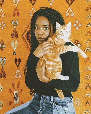 berber catsofinstagram habibi love portrait tapestry