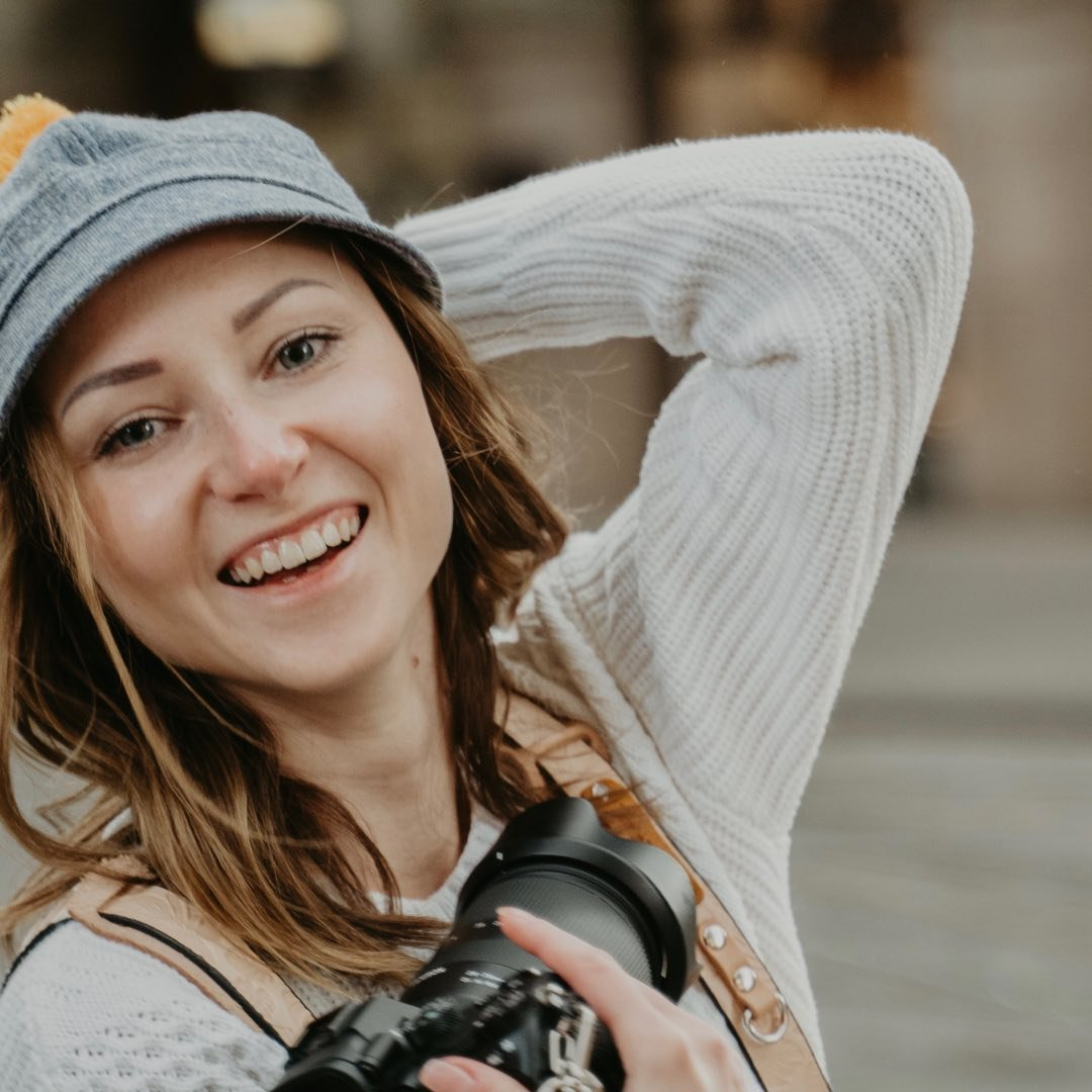 Avatar image of Photographer Polina Khanteeva