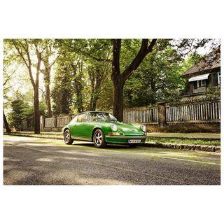 vanlife vienna street vehicle carsofinstagram sportscar car porschemoment oltimer 1970 porschetarga 911 porsche