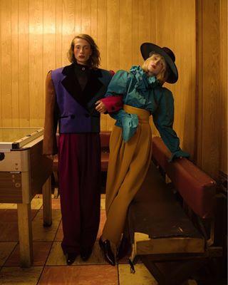japan femalephotographer unisex commonsense exclusive editorial marcjacobs fashion london models1 wandamartin paris bgwmc magazine fw18 80s