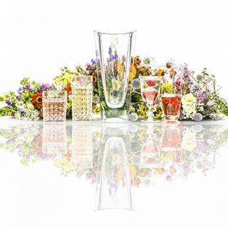 colorful design glassdesign petrajansova pstudio flowers