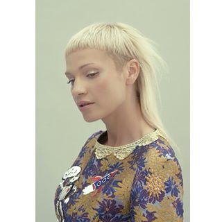 harddecore dress haircut pastel imago josefinabakosova techno dj portrait czechdesign