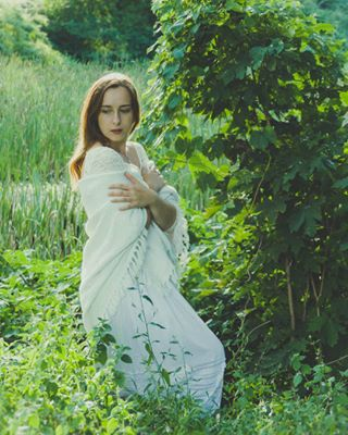nature green polishwoman dreamy