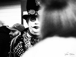 strangerthings artwork olympus girl carnival blackandwhite photographer photography dude masterpiece master_shots clown art grandville man france