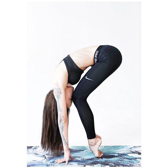 learning ocean yoga yogamat