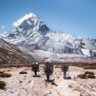 everestbasecamptrek ourtrip nepal8thwonder nepal