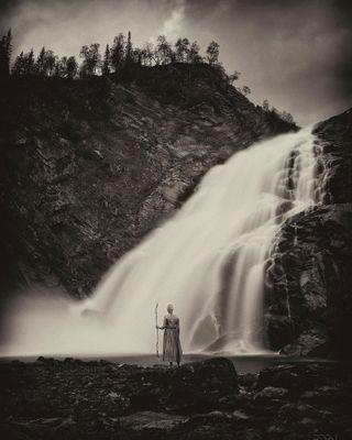 norway naturelovers nature bnw_drama bnw_magic bnw_masters bnwmood bnwphotography bnw waterfalls