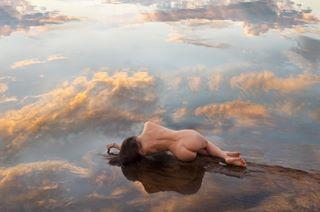 naturephotography clouds pictureoftheday woman sky picture nature dreamcatcher dreams artwork