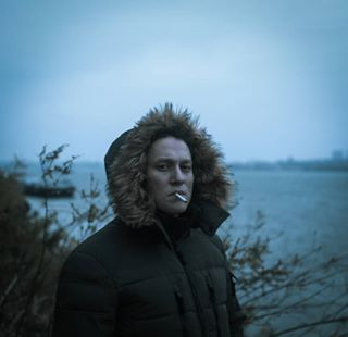 riverside portrait_vision danube romania winterscape coldweather giurgiu