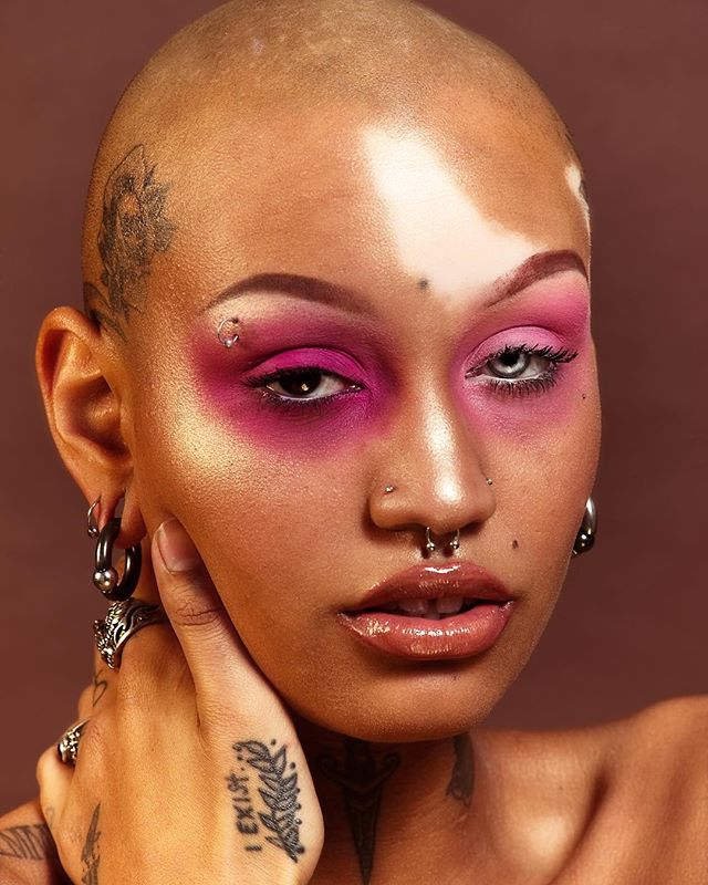 photographer fashionpost style l4l f4f lookoftheday retouching fashion eyebrows model likeforfollow makeuptutorials makeup beautyretouching fashiondaily dallasmodels womensstyle beauty dallas mua art