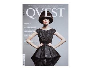 bighair print photography magazine model fashion qvest