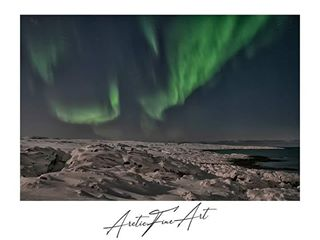 art auroraborealis finnmark northernlights arcticfineart visitnorway