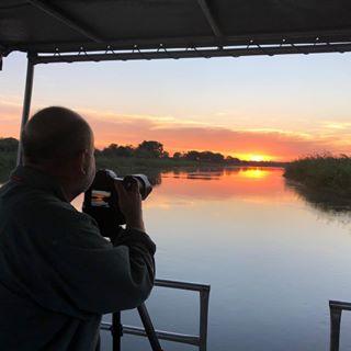travel namibia africa caprivi travelphotography mood okavango morgenstimmung morning