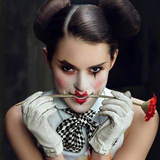photography joker wimvanderwegen dorotvisagie clown belgium crazy
