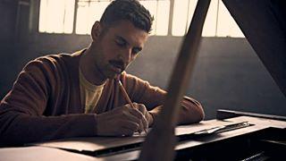 cinematic makeportraits portrait moody pianist astarisborn losangelesphotographer composer filmcrew setlife portrait_society