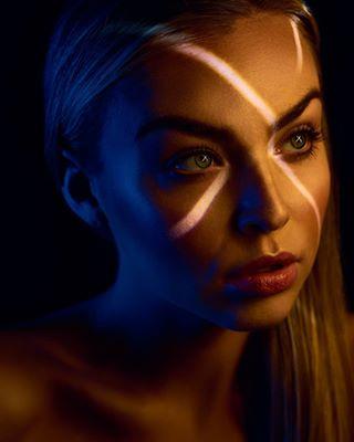 moodyports studio portrait moody model lighting makeportraits beauty quasarscience superhero creative losangelesphotographer catchlight
