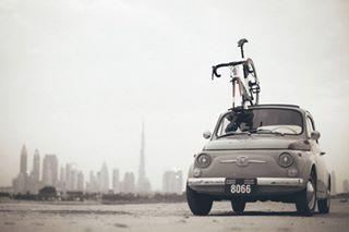 airwerkscycles fiat500 roadsters dubai uae myuae diamantesv kodakusers vintage mydubai racers italian basso fiat classic