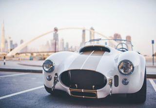 uae v8 classic ford cobra automobiles jumeriah dubai speed white cars shelby