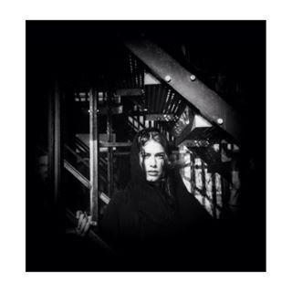 blackandwhite ar alessandraruyten portraitsbyar photography polaroid oldschool portrait filmisnotdead