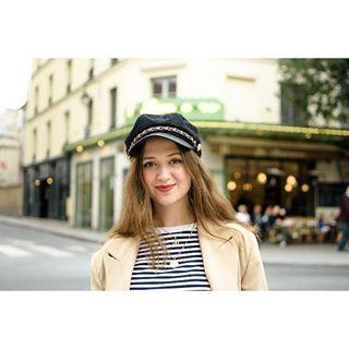 model france stripes zara primania fashion blazer fashionista lifestyle vintage nikon cap primark paris bretonstripes