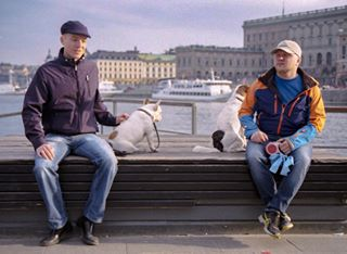 bosya centre city dogs dudes film filmphotography friends harry hobby niceview niceweather photo stockholm streetlife streetphoto sverige sweden swedlife walking zotovschool