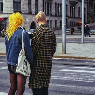 niceview city centre hobby dudes photo people niceweather stockholm swedlife friends streetlife contrast streetphoto coloring sverige filmphotography sweden walking